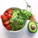 avocado mac and cheese macaroni vegan pesto pasta gluten free zenanzaatar zena zaatar mediterranean recipe