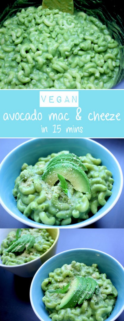 pinterest avocado mac
