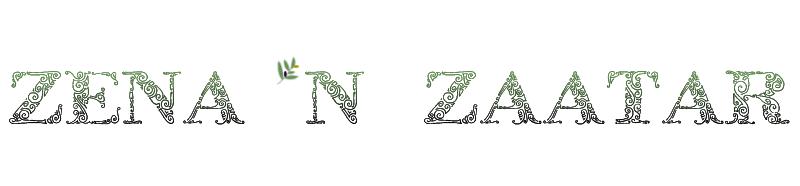 Zena 'n Zaatar