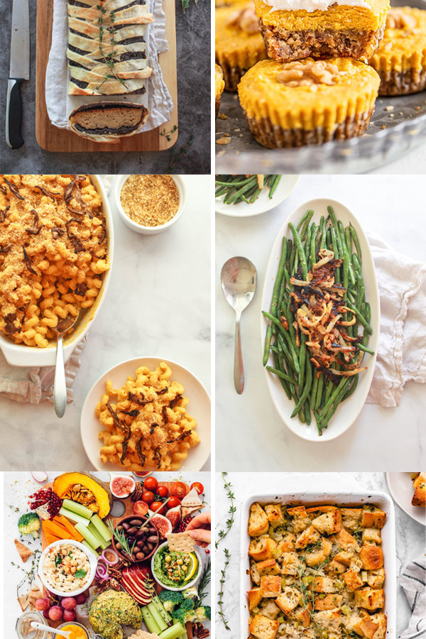 The 25 Best Vegan Thanksgiving Recipes that Everyone Will Enjoy