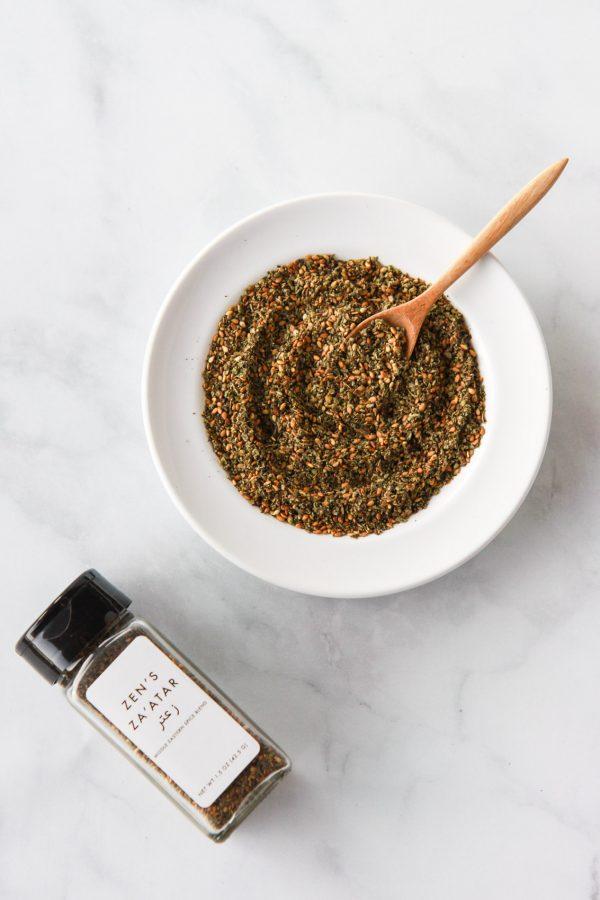zen's zaatar middle eastern spice blend